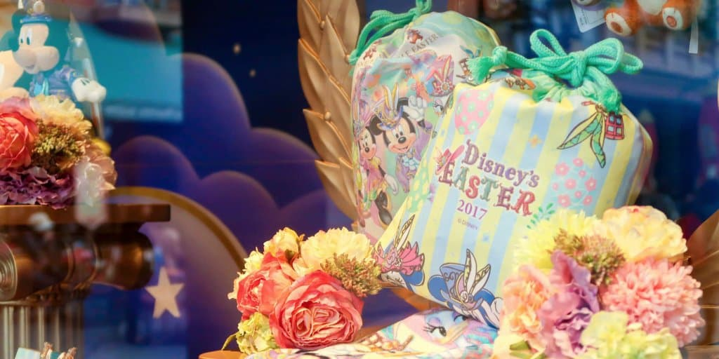 Disney's Easter 2017 Merchandise and Food Update for Tokyo DisneySea 🎉