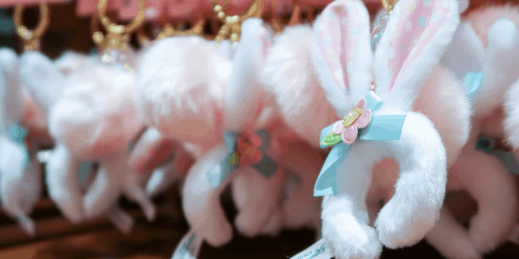 Disney's Easter 2017 Merchandise and Food Update for Tokyo Disneyland 🎉