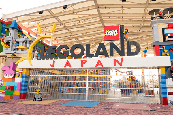 "Legoland Japan Announces ""Brick-or-Treat"" Halloween Event"