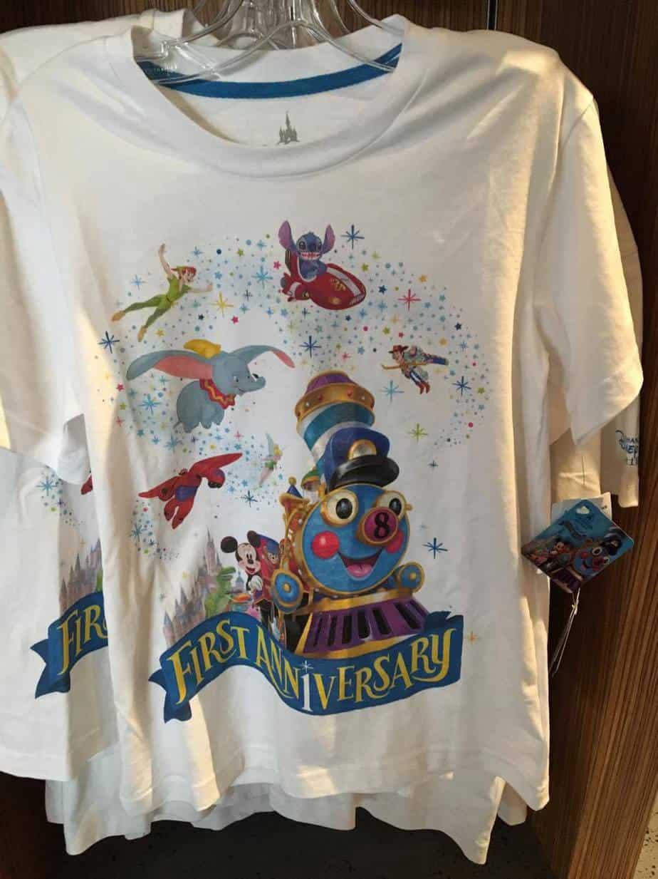 Shanghai Disneyland 1st Anniversary Merchandise 5 Tdr