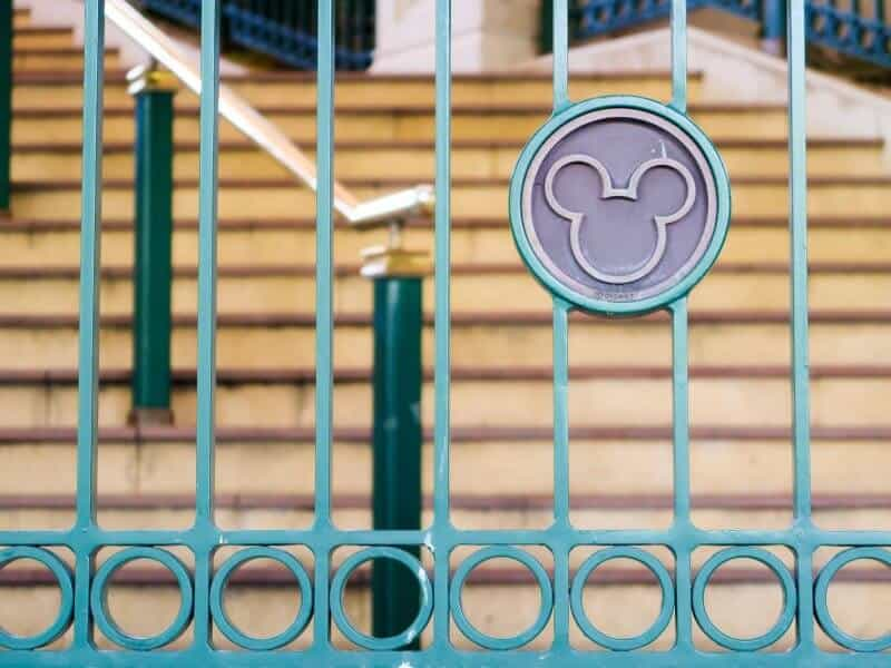 Hong Kong Disneyland Train Station