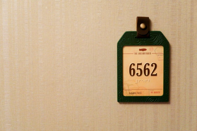 Room Number Disney Explorers Lodge Hong Kong Disneyland