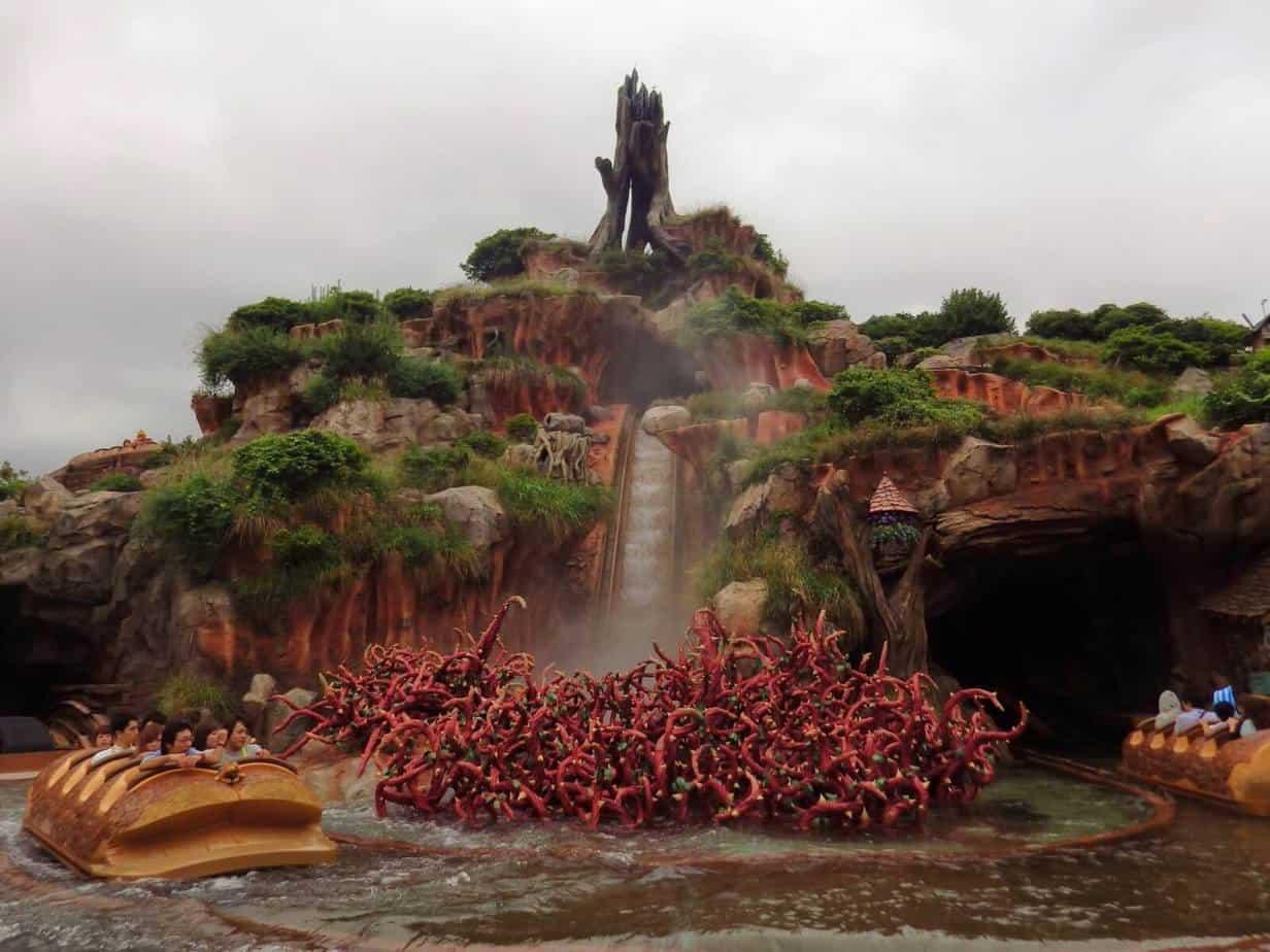 Splash Mountain at Tokyo Disneyland | TDR Explorer