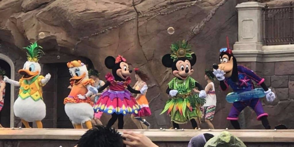 Summer Blast Previews at Shanghai Disneyland