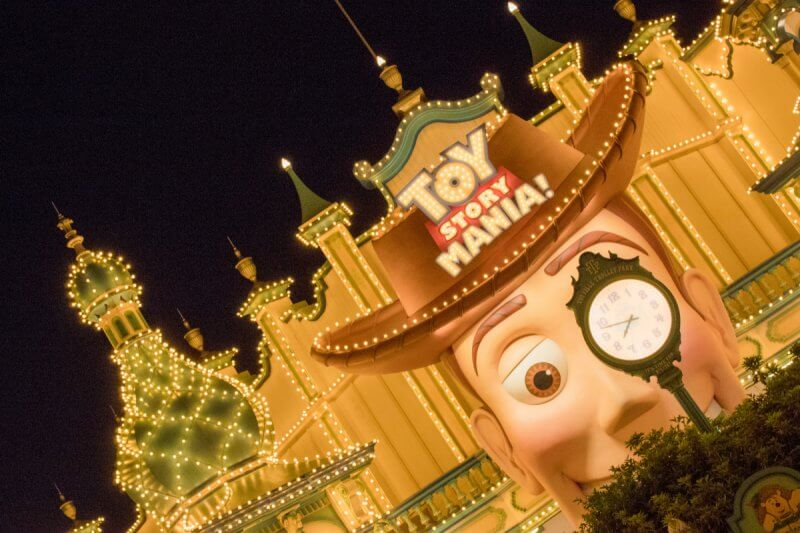 Toy Story Mania! Tokyo DisneySea