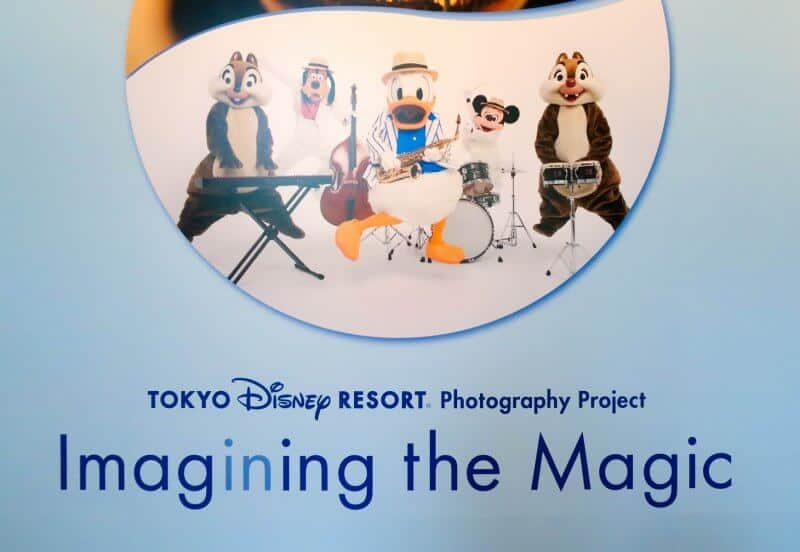 Imagining the Magic Poster Main Entrance