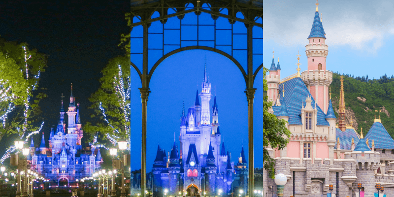 Start Planning Your Trip to the Disney Parks in Asia