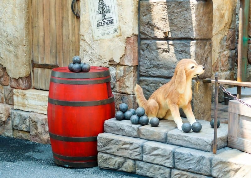 Disney Pirates Summer Tokyo DisneySea Photo Location