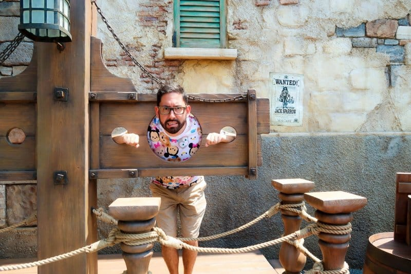 Disney Pirates Summer Tokyo DisneySea Photo Location with TDR Explorer