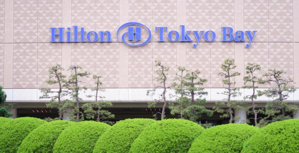 Hilton Tokyo Bay Hotel Flash Sale for 50% Off!