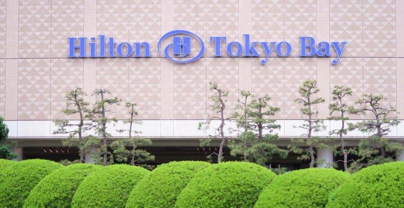 Hilton Tokyo Bay Hotel at Tokyo Disney Resort