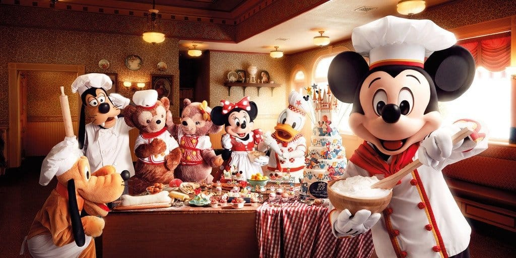Hong Kong Disneyland Celebrates 12th Anniversary