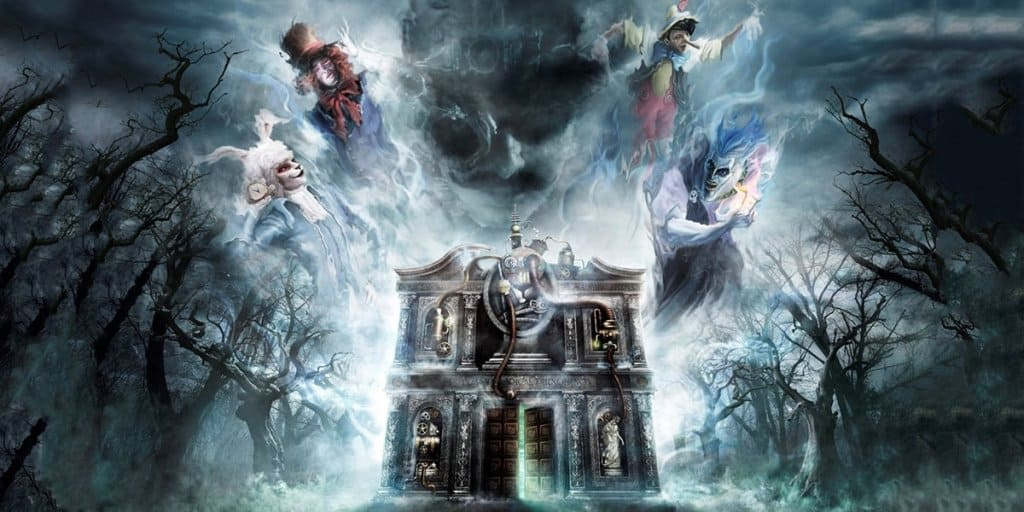Hong Kong Disneyland Announces Disney Halloween Time 2017
