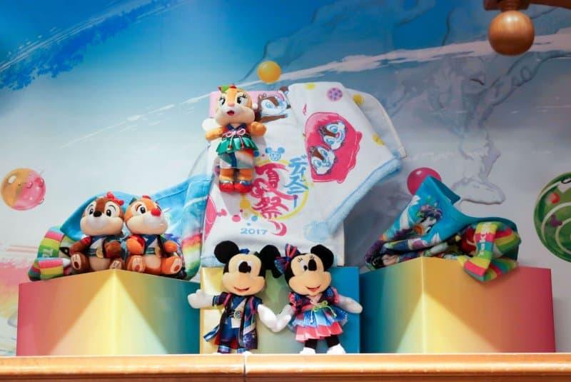 Tokyo Disneyland Summer 2017 Merchandise