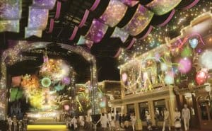 Celebration Street Tokyo Disneyland
