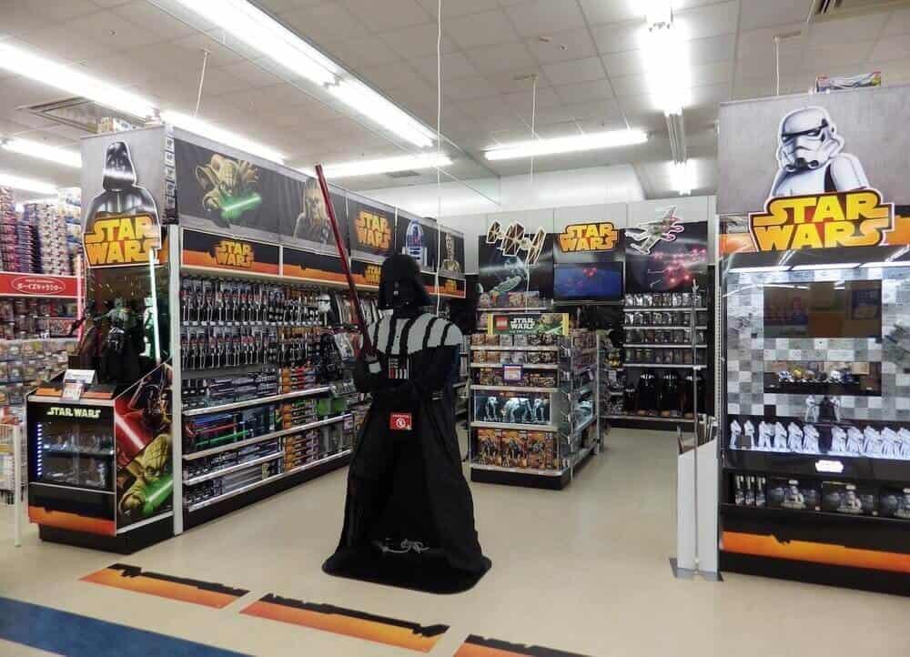 Destination Star Wars - Odaiba 2015