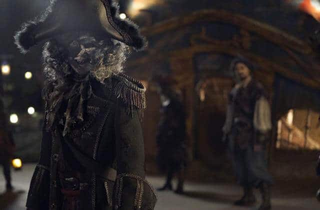 Ghost Pirates roam in Treasure Cove Shanghai Disneyland