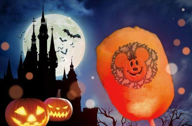 Glow Stick Cotton Candy Shanghai Disneyland Halloween