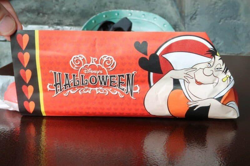 Gyoza Dog Packaging Tokyo DisneySea Halloween