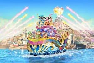 Happiest Celebration on the Sea Tokyo DisneySea