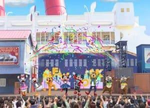 Hello, New York! at Tokyo DisneySea