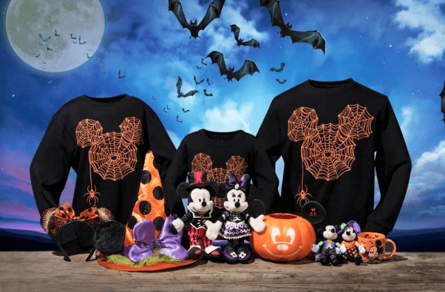 Shanghai Disneyland Halloween 2017 Merchandise