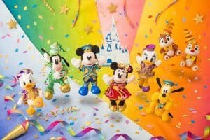Tokyo Disney Resort 35th Anniversary Merchandise
