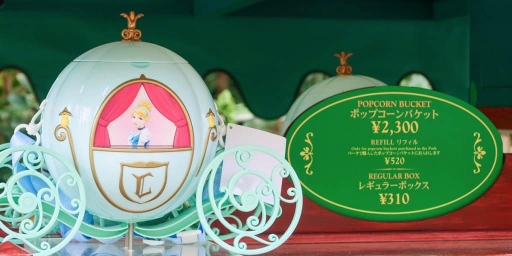 Tokyo Disney Resort Merchandise & Food Update September 2017 Part III