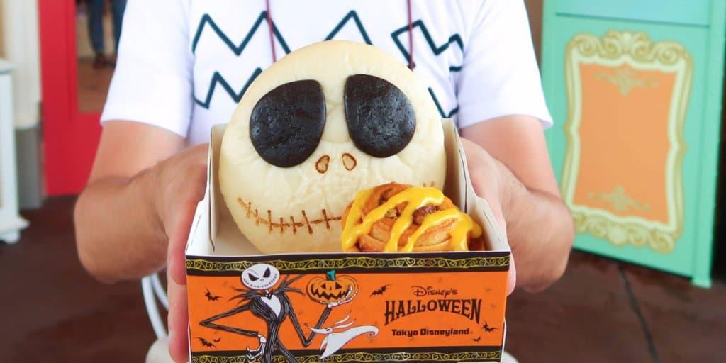 Top 5 Halloween Snacks at Tokyo Disneyland