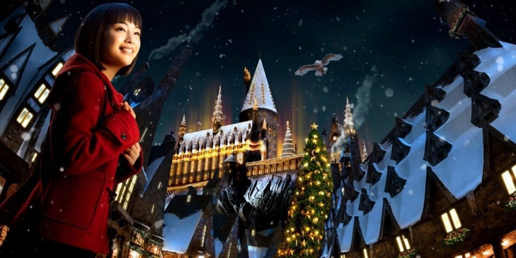 "Universal Studios Japan Announces ""Universal Wonder Christmas"""