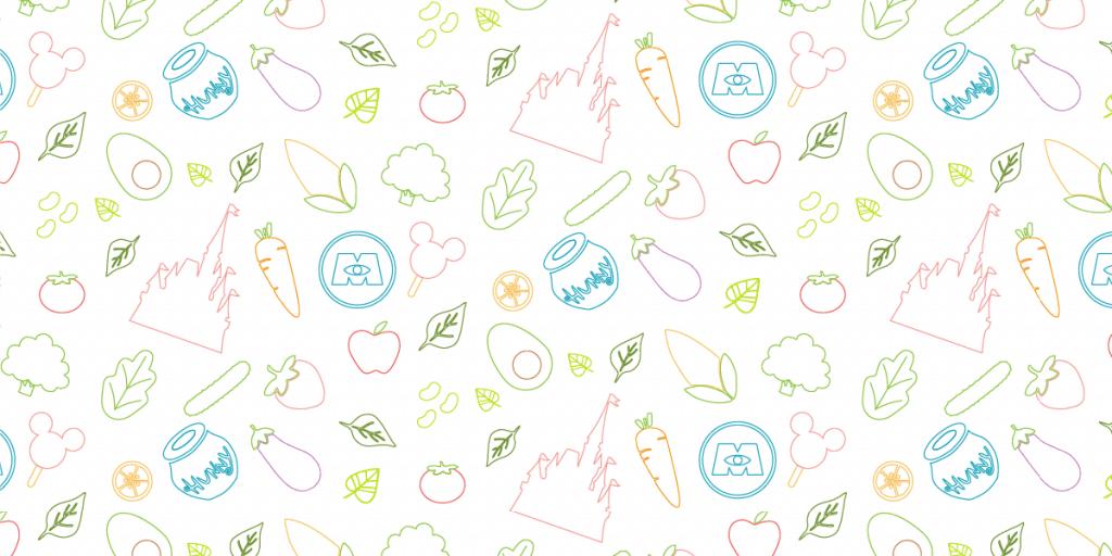 Vegan Vegetarian Food Tokyo Disneyland