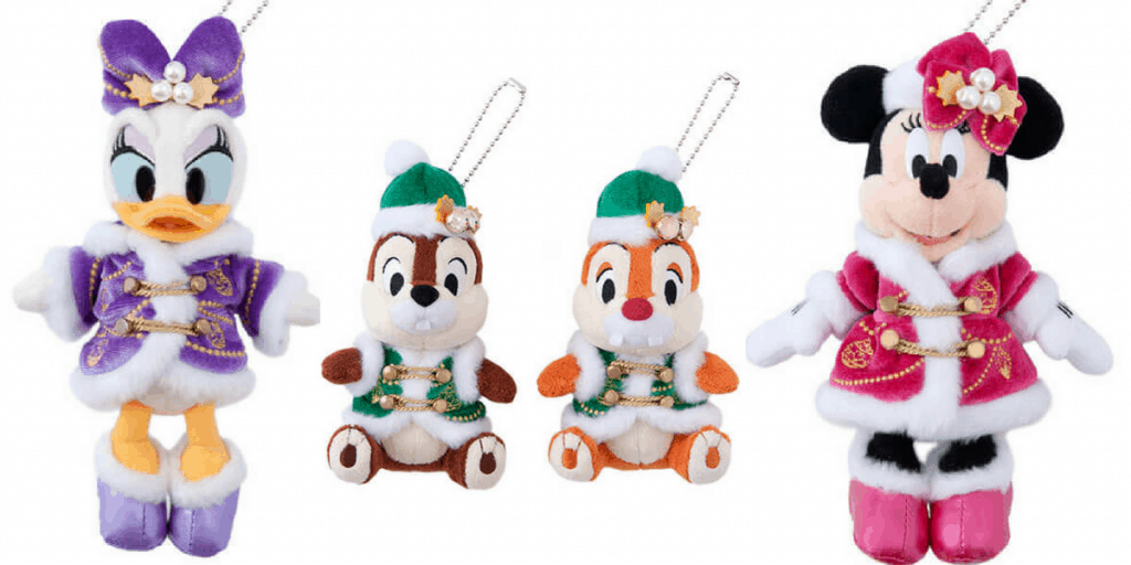 Tokyo DisneySea Christmas Wishes 2017 Merchandise and Food Update