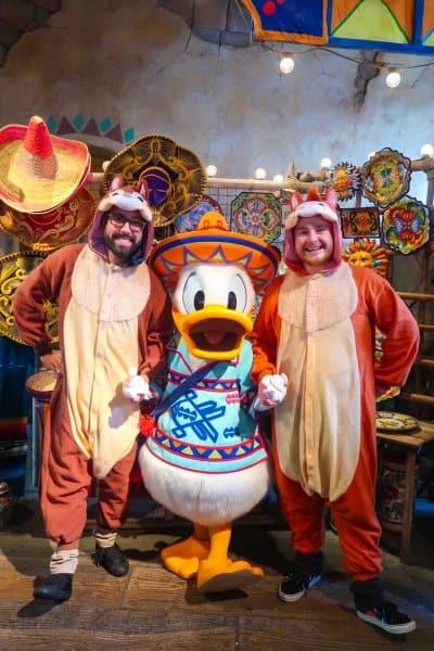 Donald Duck Chip n Dale Tokyo DisneySea