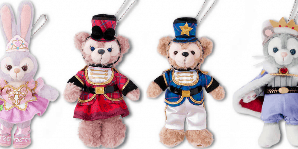 Duffy and Friends Christmas 2017 Merchandise and Food Update