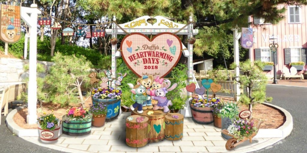 Duffy's Heartwarming Days coming to DisneySea