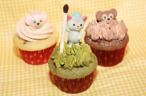Gelatoni Cupcakes