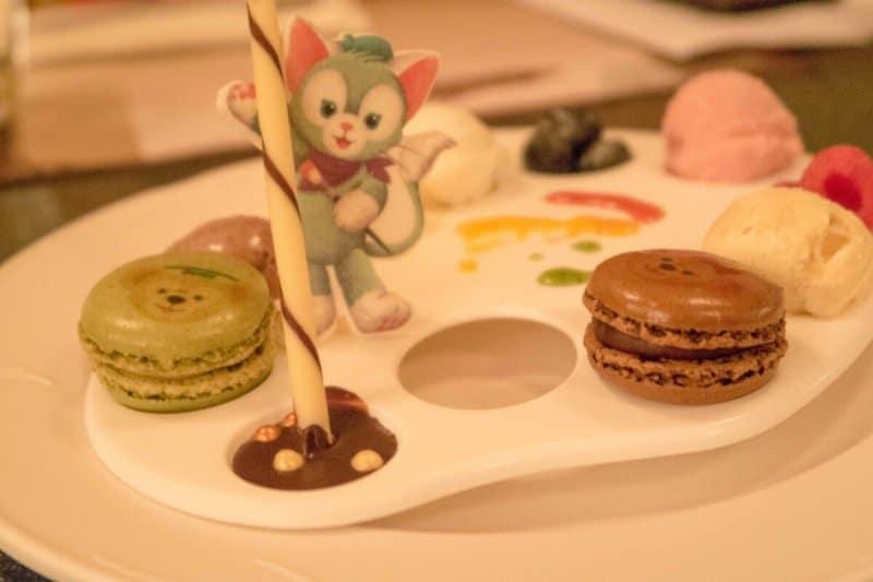 Gelatoni Dessert Hong Kong Disneyland
