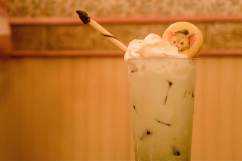 Gelatoni Milkshake Hong Kong Disneyland