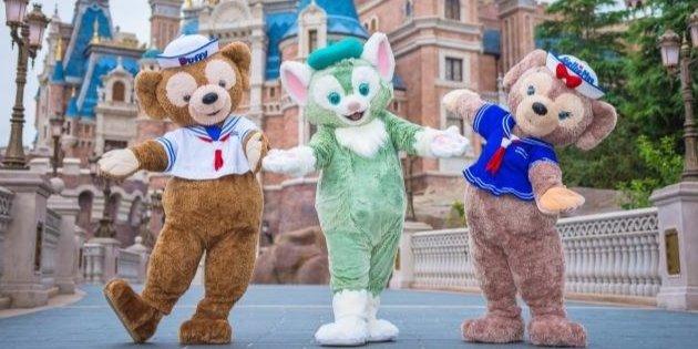 Gelatoni Comes to Shanghai Disneyland
