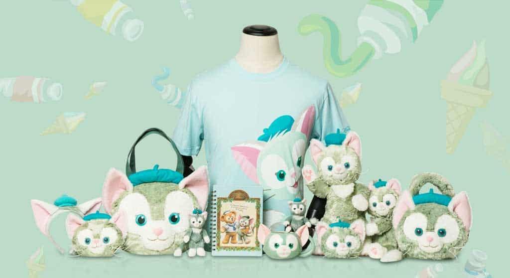 Gelatoni Tshirts, bags and plushes