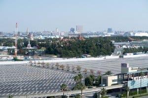Hilton Tokyo Bay Fantasyland Construction 2