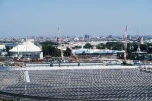 Hilton Tokyo Bay Fantasyland Construction 3