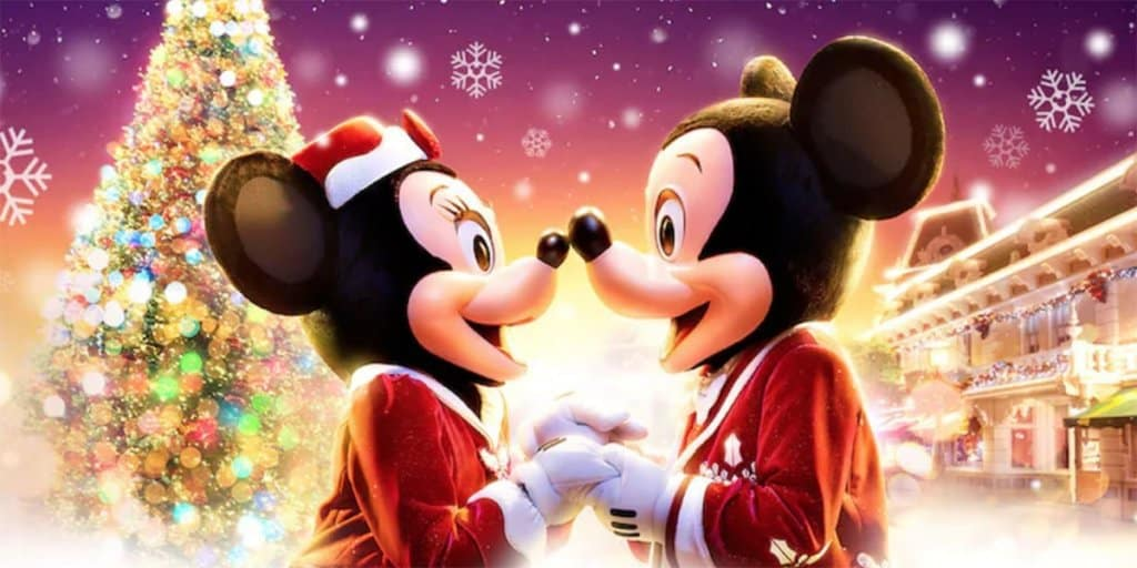 Hong Kong Disneyland Announces Christmas Celebration 2017