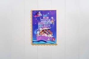 its a small world Tokyo Disneyland Signage 1