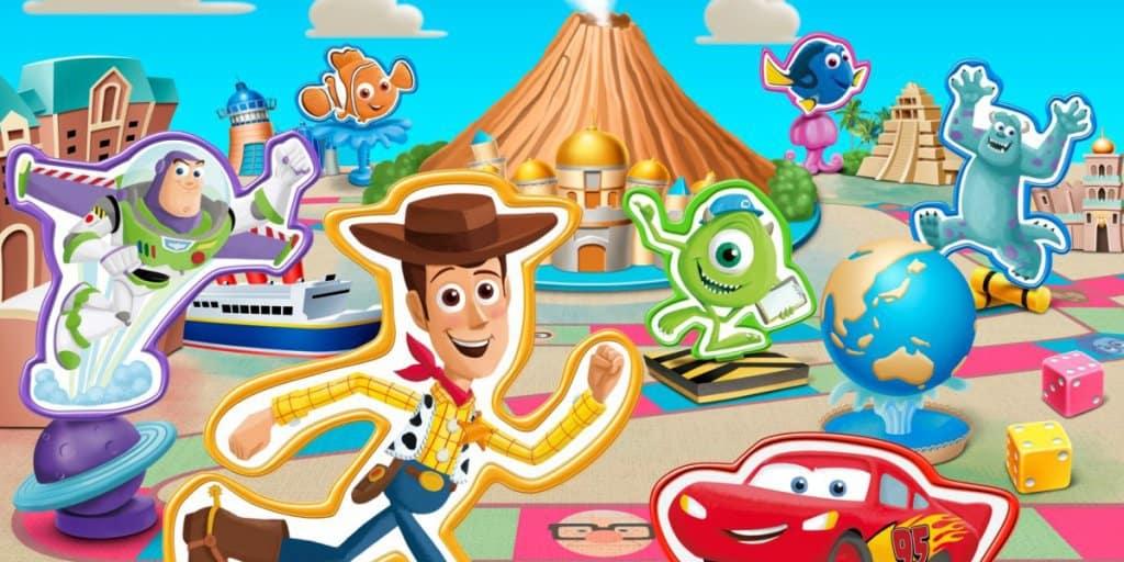 Pixar Playtime Comes to Tokyo DisneySea