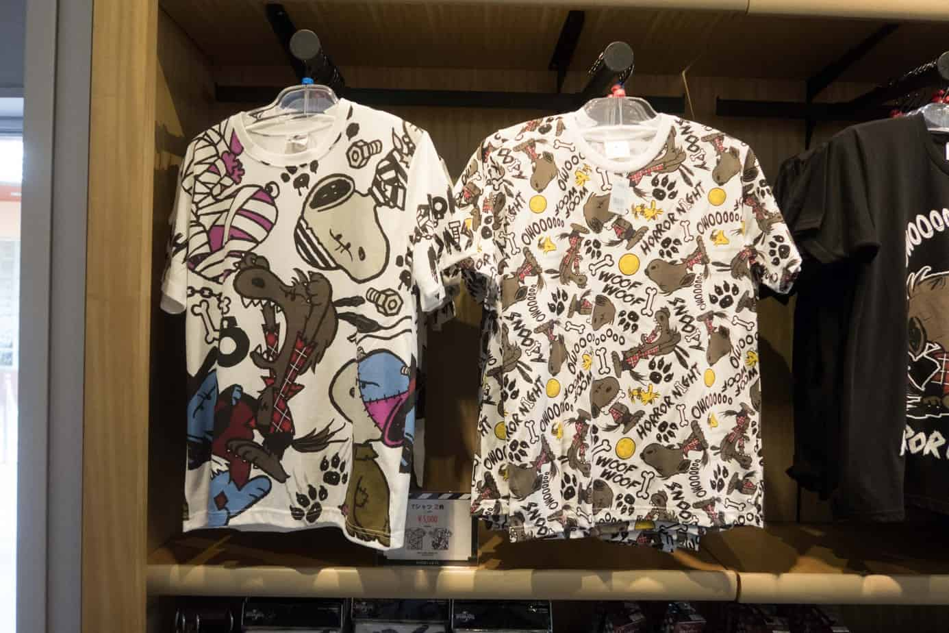 Halloween Merch At Universal Studios Japan Tdr Explorer
