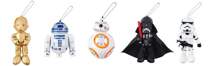 Star Wars Plusg Badges