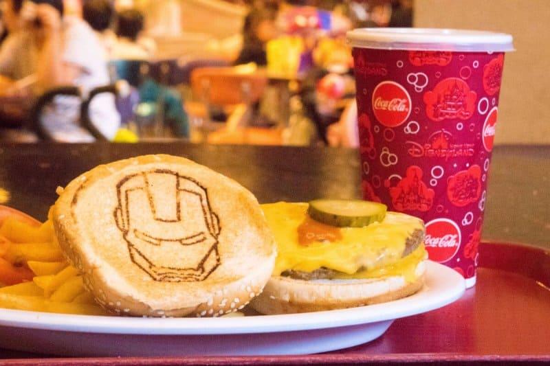 Starliner Diner Hong Kong Disneyland