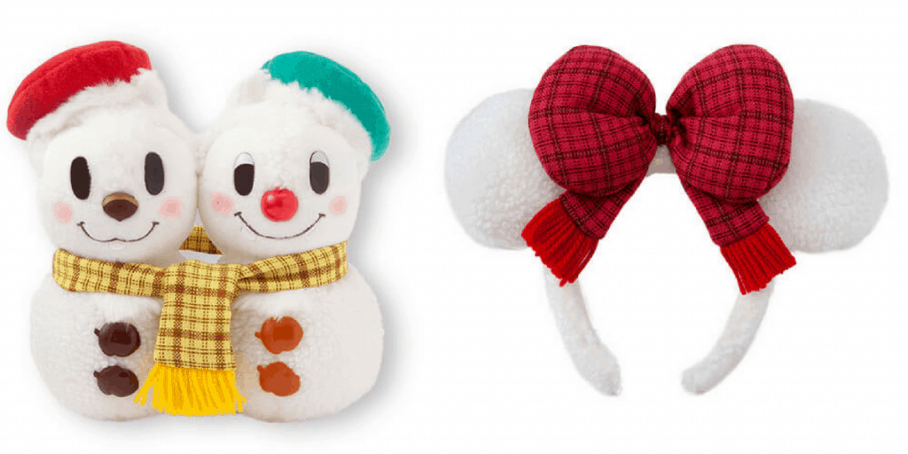 Tokyo Disney Resort Christmas 2017 Merchandise and Food Update
