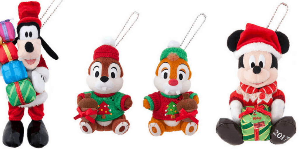 Tokyo Disneyland Christmas Fantasy 2017 Merchandise and Food Update